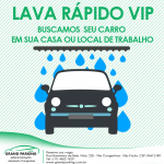 Lava-rápido VIP no Grand Parking