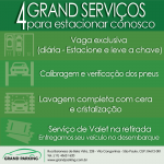 4 serviços do Grand Parking